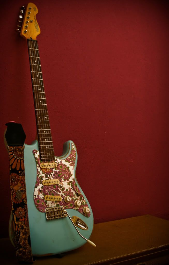 Vintage V6 Icon Guitar Electric Guitar Music Instruments