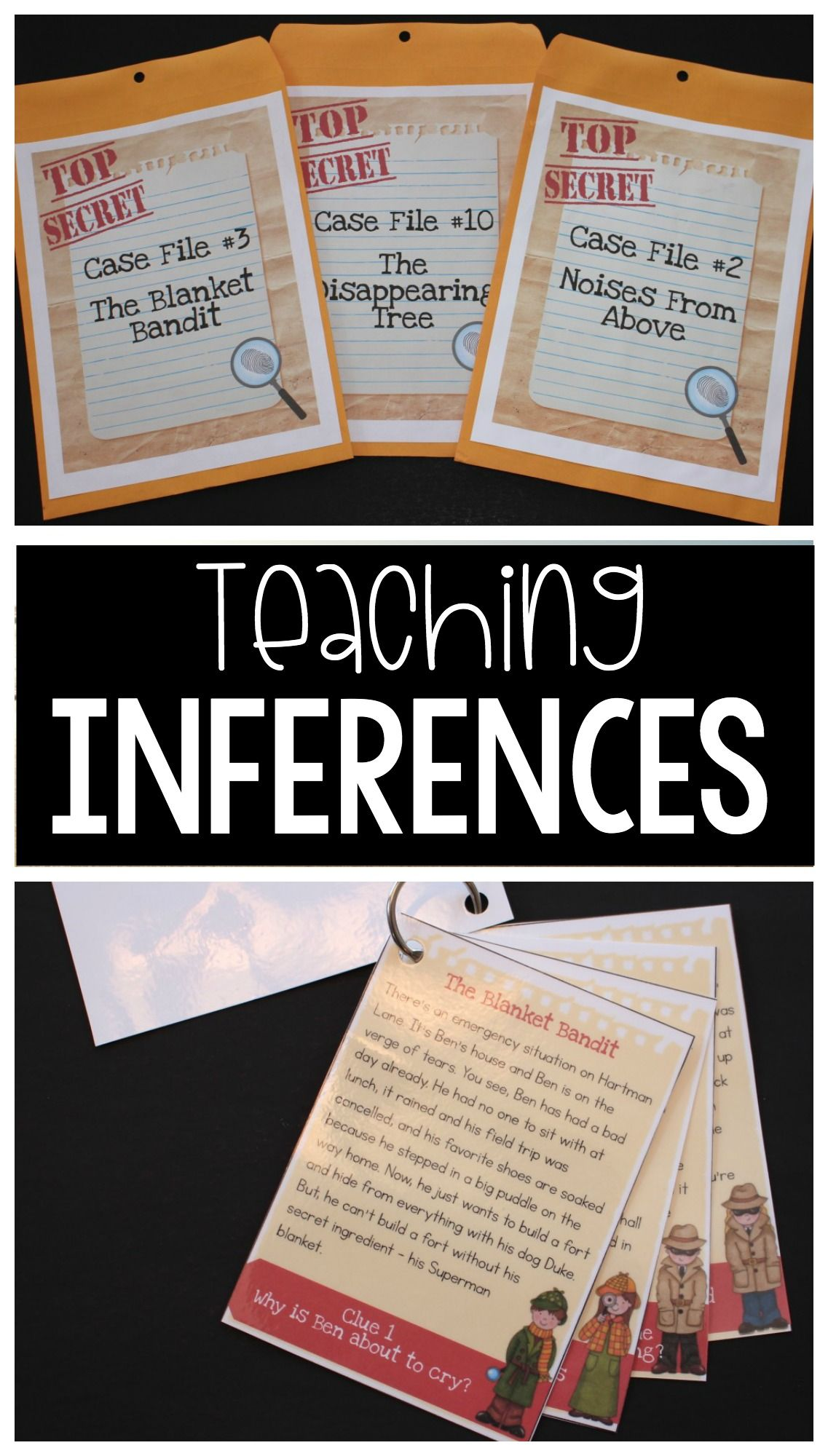 Detective Inferences Drawing Conclusions And Inferences Distance Learning Inference Teaching Reading Passages [ 2000 x 1137 Pixel ]