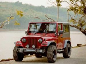 This Modified Mahindra Thar Is An Affordable Wrangler You Can Own Mahindra Thar Mahindra Jeep Vintage Cars Quote