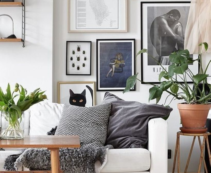 47 Neat And Cozy Living Room Ideas For Small Apartment In 2020 Wall Decor Living Room Modern Living Room Decor Apartment Wall Decor Living Room Bear decor for living room