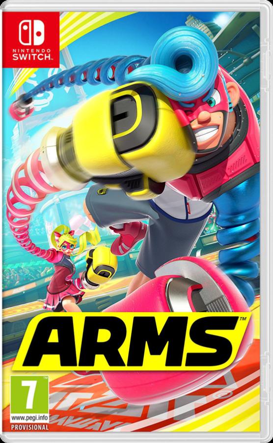 Juego Switch Arms Arms Nintendo Switch Nintendo Juegos Nintendo