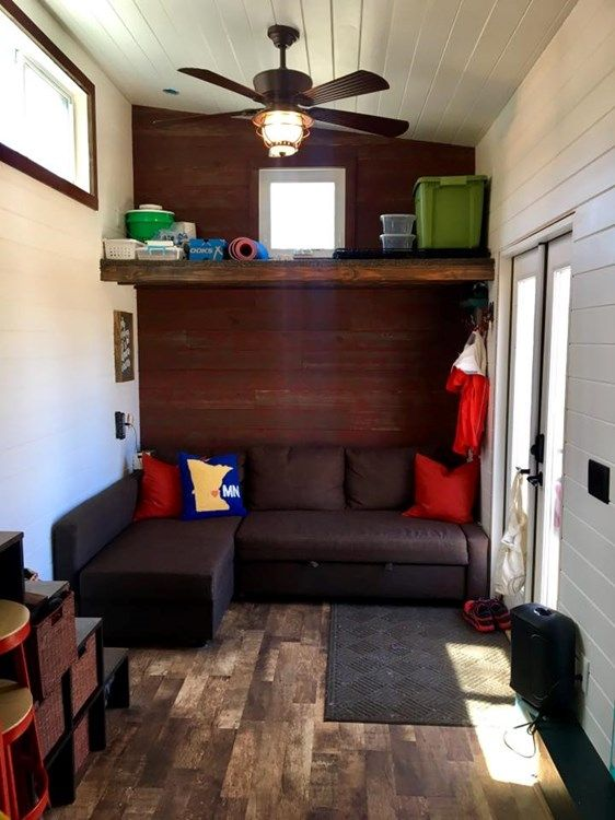 Fully Furnished Tiny House On The Marketplace