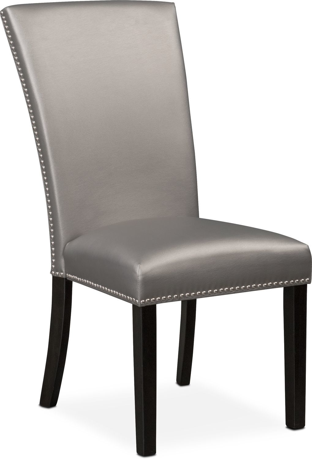 Artemis Side Chair Gray Grey Upholstered Dining Chairs Dining Chairs Upholstered Dining Chairs