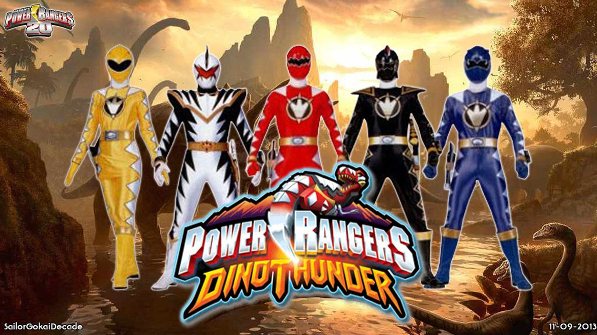 Power Rangers Dino Thunder Power Rangers Dino Thunder Wp By
