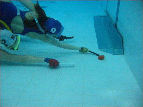 Underwater Rugby Underwater Rugby Underwater Rugby