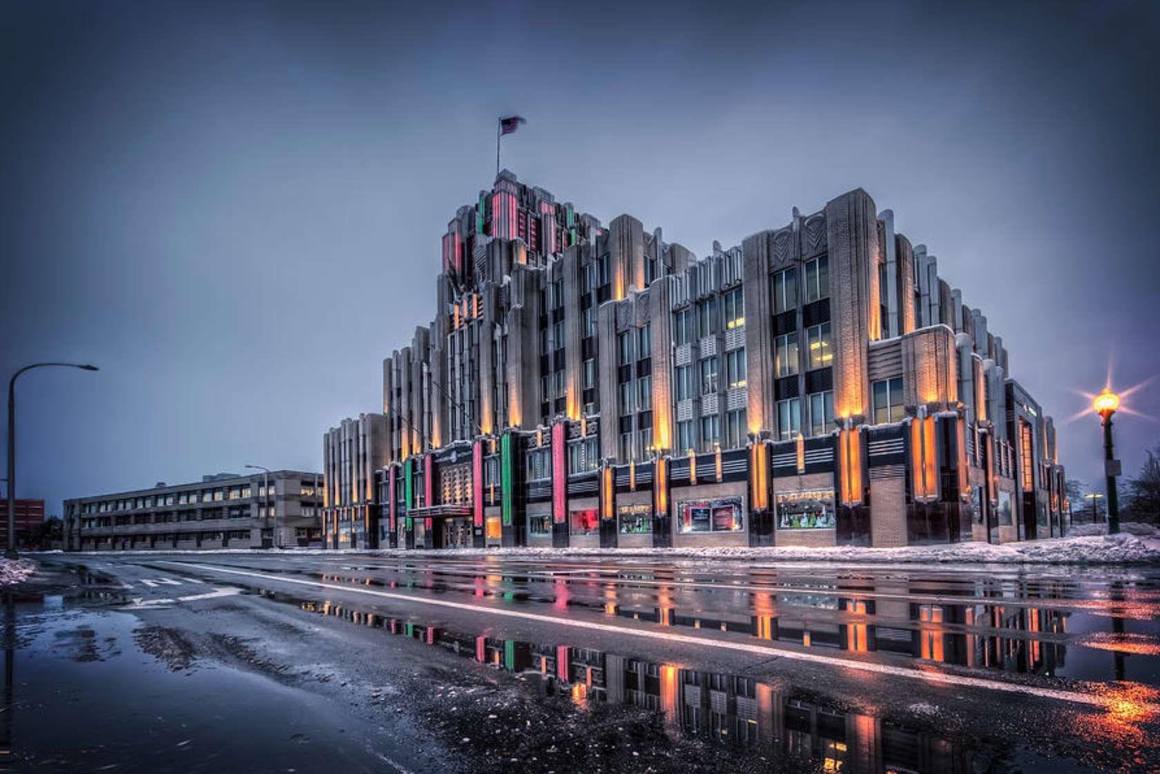 niagara mohawk building (1932) designedmelvin l. king and bley