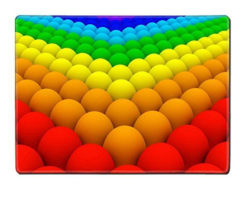 Luxlady Placemat Illustration of the eggs colored in rainbow also gay community colors IMAGE ID 896749 Luxlady http://www.amazon.com/dp/B01C3L0P94/ref=cm_sw_r_pi_dp_L.11wb1XH8DHX