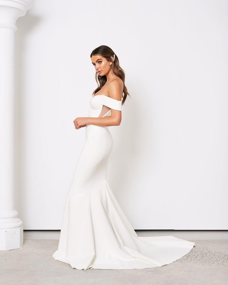Kenzie Gallery Jane Hill Wedding Dresses Modern Wedding Dress Wedding Gown Backless
