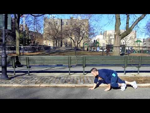 Basic Parkour-Specific Conditioning [TURN ANNOTATIONS ON] - YouTube