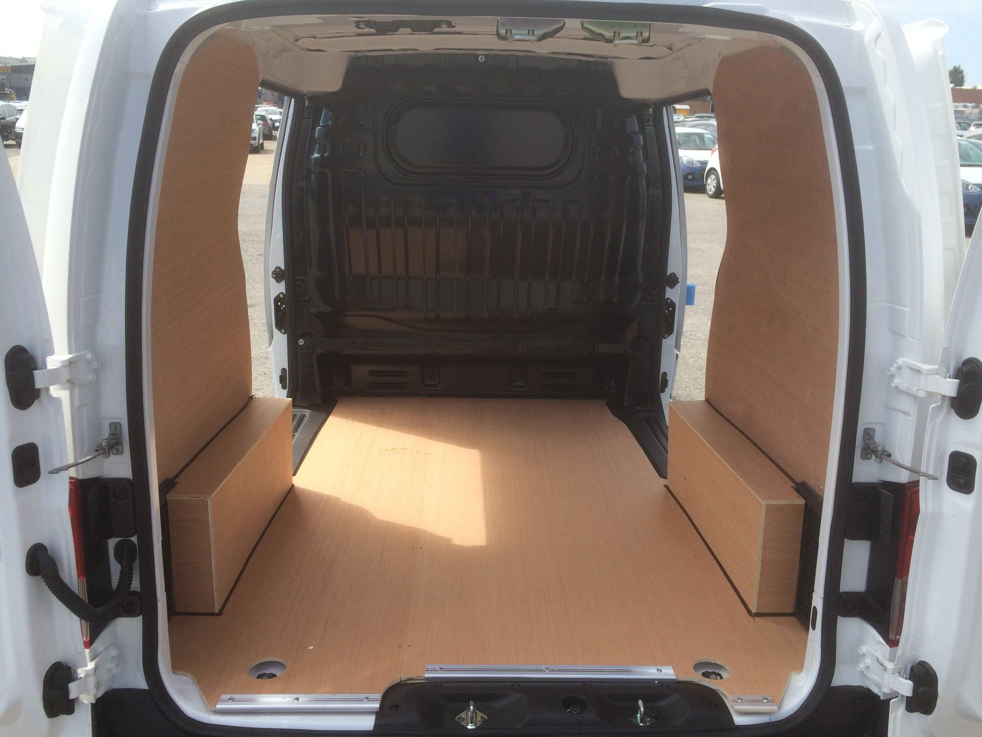 nissan nv200 full ply line plylining campervan van. Black Bedroom Furniture Sets. Home Design Ideas