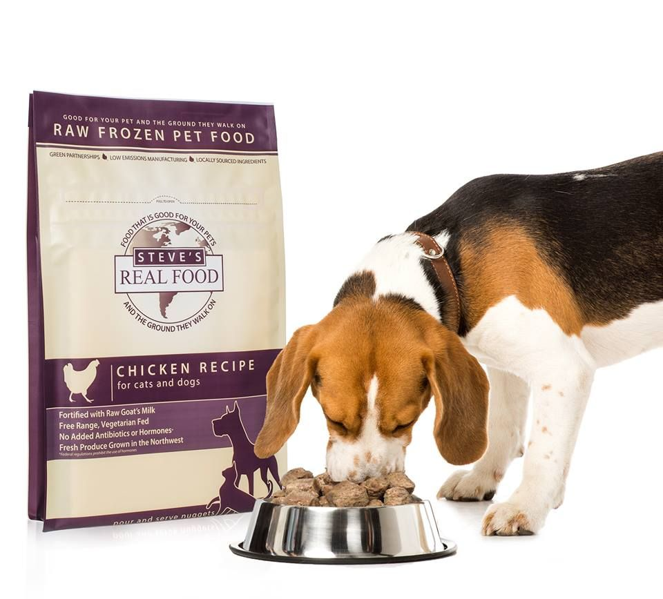 Did You Know Feeding Raw Pet Food Doesn T Need To Require Extra Time Or Meal Prep The Frozen Nuggets Are Ready To Serve With Images Food Animals Raw Pet Food
