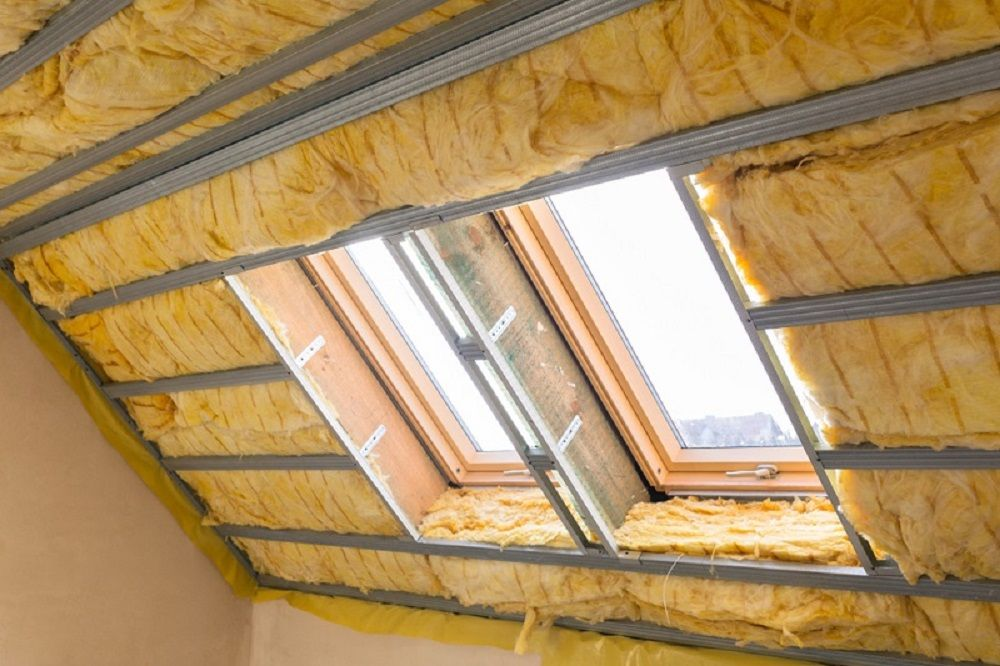 Insulated Roof Panels Easy And Safe An Overview Of Insulated Roof Panel Systems Roof Truss Design House Thermal Insulation Basement Bar Designs