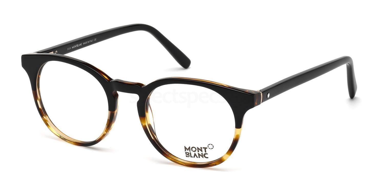 ee89013d5b Mont Blanc MB0542 glasses. Free lenses