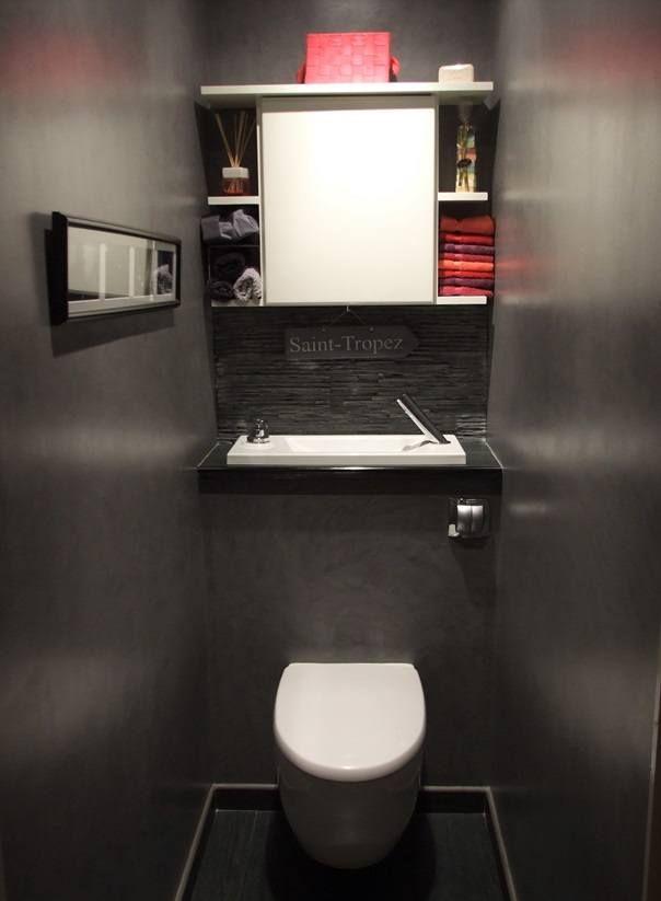 Wc Suspendu Geberit Avec Lave Mains Wici Bati Design 1 Robinet Automatique Et Cuvette Allia Lovely Wc Suspendu Idee Toilettes Toilette Suspendu