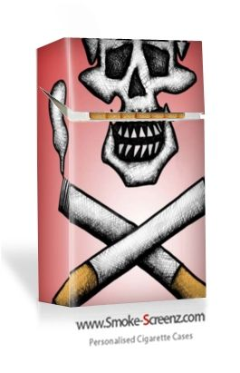 Give It Up personalised cigarette case from www.smoke-screenz.com