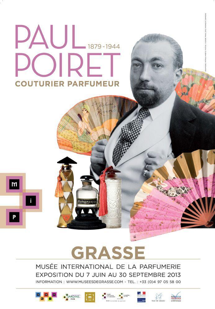 Paul Poiret à Grasse, du 7 juin au 30 septembre Le Musée - cree ta propre maison