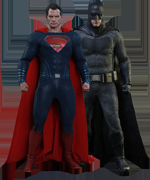 Dc Comics Batman Special Edition And Superman Sixth Scale F Superman Figure Batman Superman