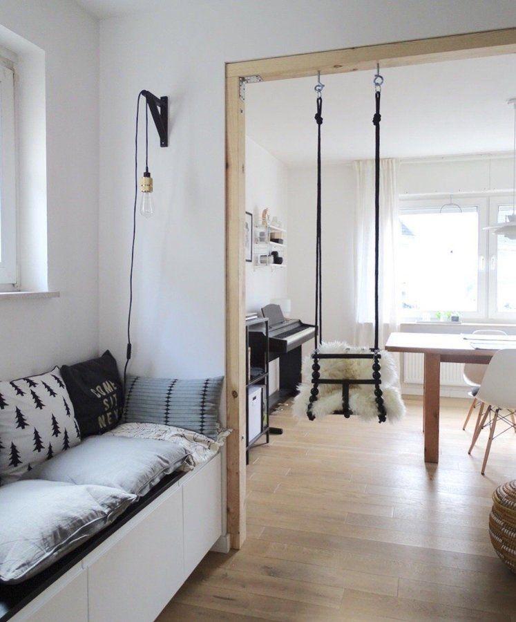 Fabulous Säulen und Unterzüge mit hellem Holz verkleiden?   Wohnzimmer in AC04