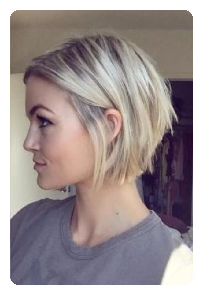 2018 Populare Umgekehrte Bob Frisuren Fur Frauen Trend Haar