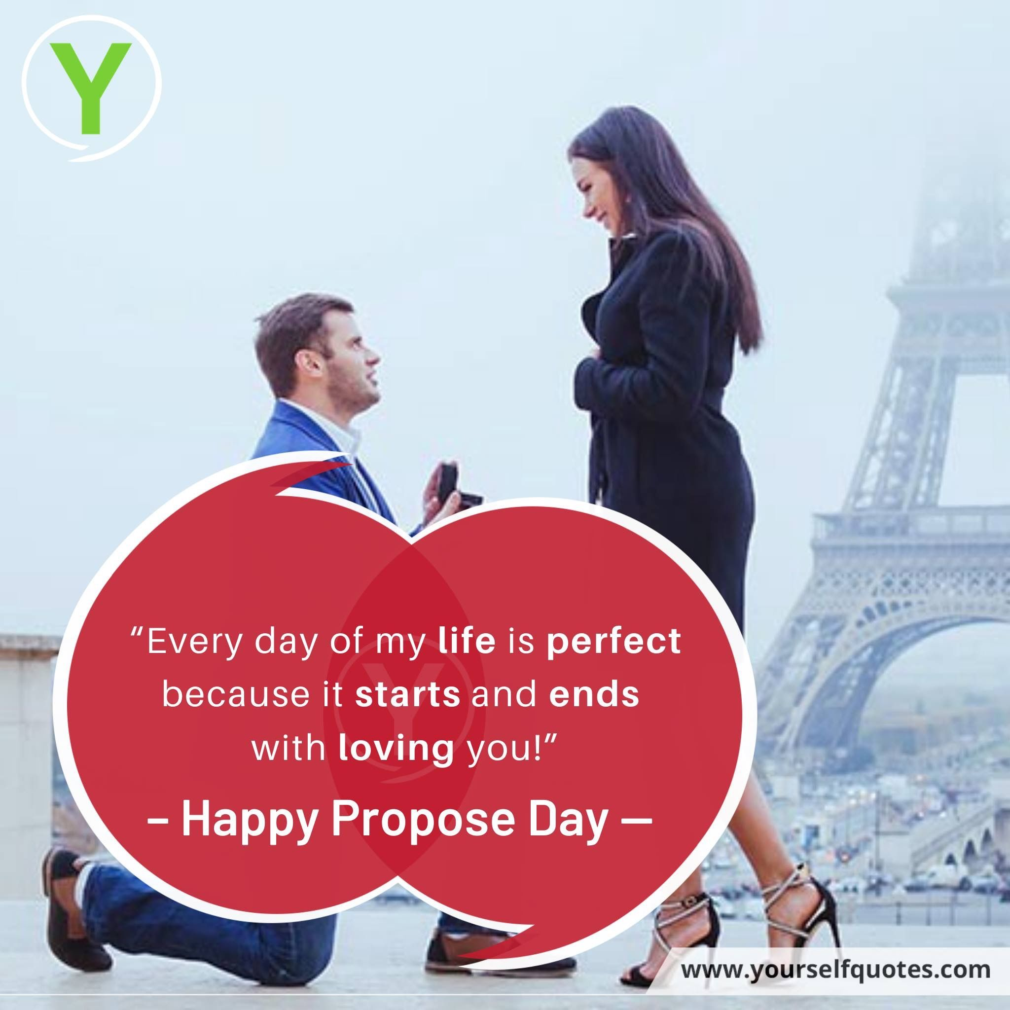 """""""Every day of my life is perfect because it starts and ends with loving you!"""" – #HappyProposeDay #ValentineWeek #ValentinesDay #Yourselfquotes #Quote #quotesdaily #valentines #thegoodquotes #valentinesgift #lovers_amazing_group #lovereading #bbkivines #mylove #lovequotesforhim #lovequotesforher #lovewhatyoudo #valentines_day #feedyourmind #valentinesday2020 #valueyourself #lifequotes💜 #lovelifequotes #yourstory #quotes #motivateyourself #betteryourself #yourselfquotes"""
