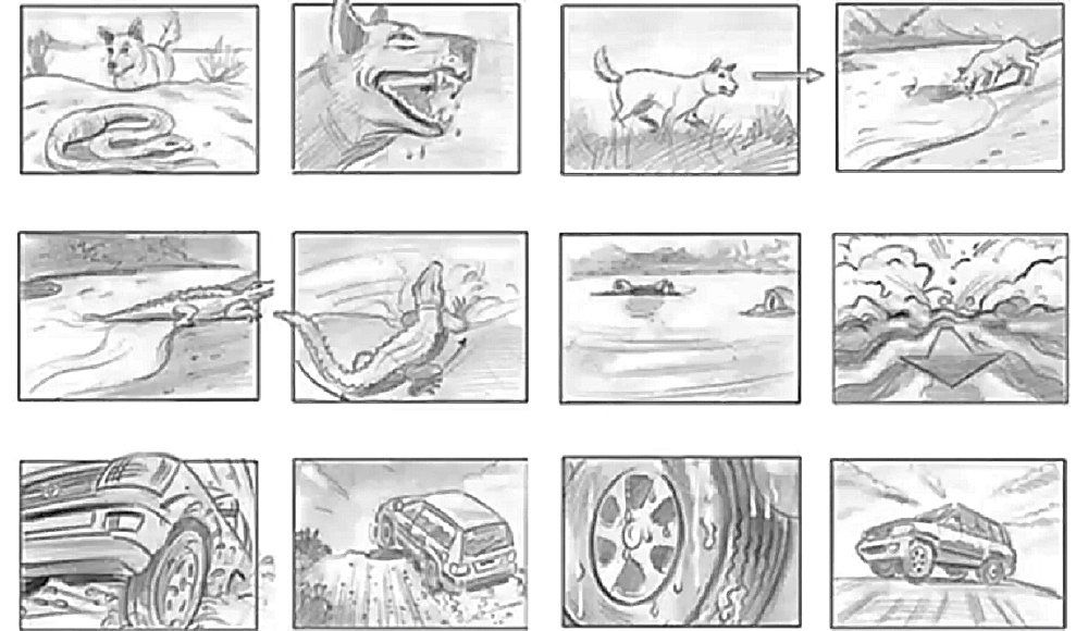 Tips on Creating a successful storyboard for animation