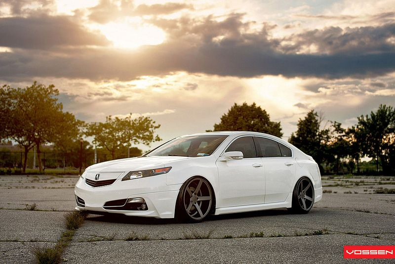 andy s 2009 acura tl courtesy vossen wheels my acuras pinterest vossen wheels acura tl. Black Bedroom Furniture Sets. Home Design Ideas