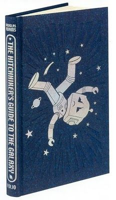The Hitchhikers Guide to the Galaxy - fully illustrated