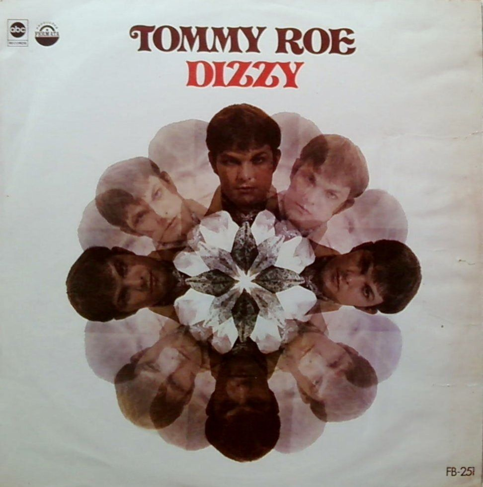 Tommy Roe Dizzy Capas De Albuns De Rock Capas De Albuns Album De Rock