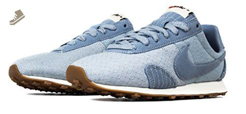 best service 9aee7 d513e Nike PRE MONTREAL RACER VNTG PRM womens fashion-sneakers - BLUE GREY BLUE  GREY