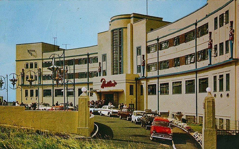 Butlins Hotel Ocean At Brighton Saltdean East Sus England