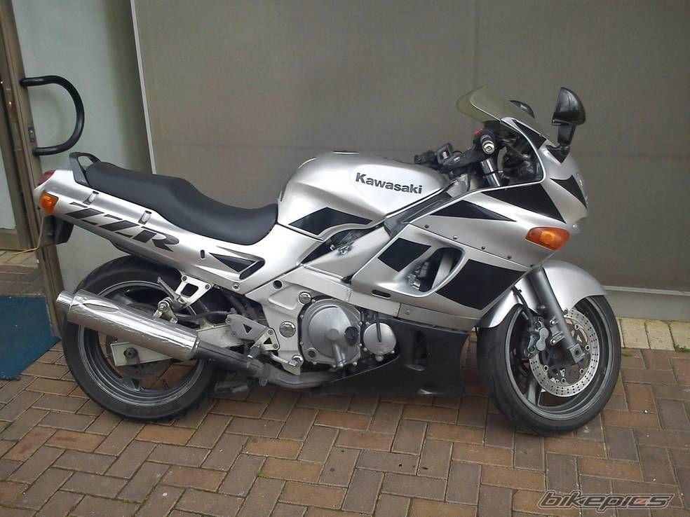1998 Kawasaki ZZR 600 ZX6