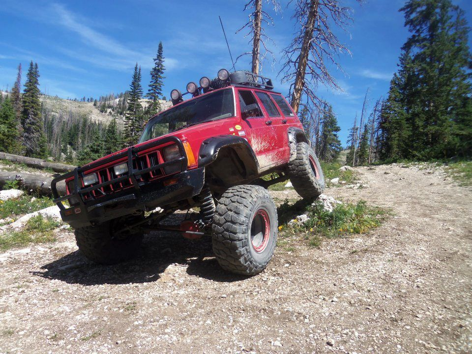 10 000 Feet Playing In The Mountains Best Suv Jeep Cherokee Xj