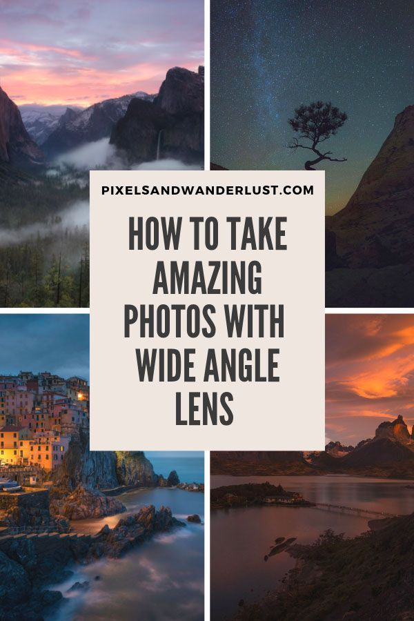 12 Tips on How to Use Wide Angle Lens in Landscape Photography - Pixels and Wanderlust
