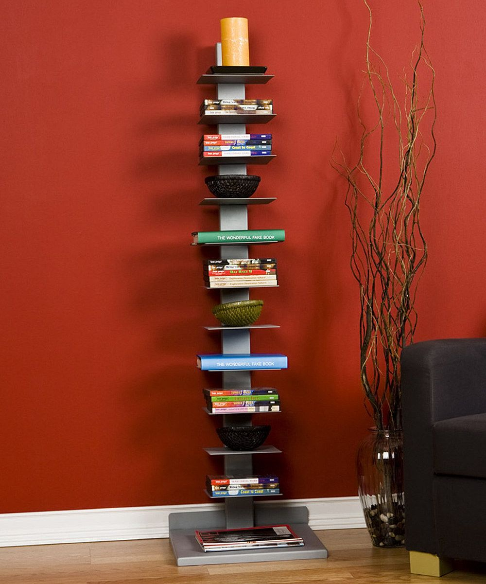 Look At This Spine Book Tower On Zulily Today