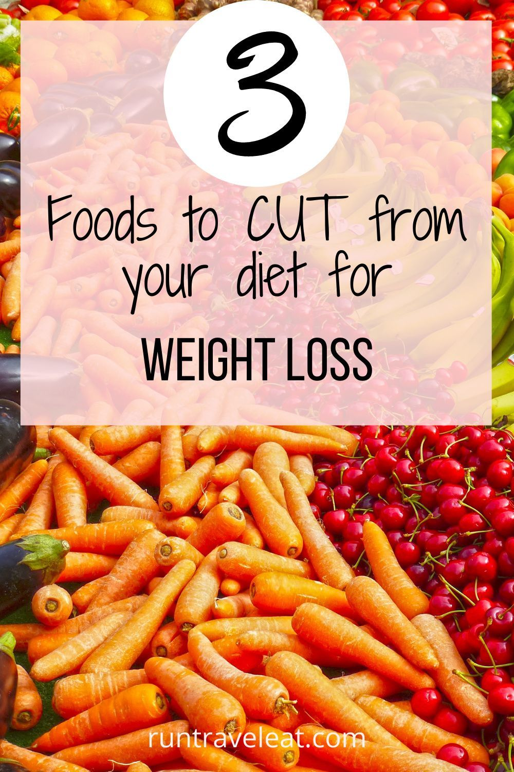 Stop eating these foods immediately to maximize your weight loss. These three foods are holding you back from living a healthy lifestyle. #weightlosstips #diettips #healthyeatingtips #healthyeatinglist #healthyeating #diettipsforbeginners