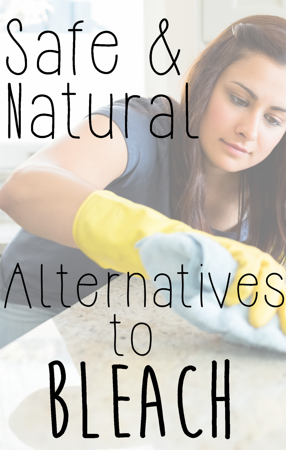 Natural, Safe Alternatives to Bleach How to whiten
