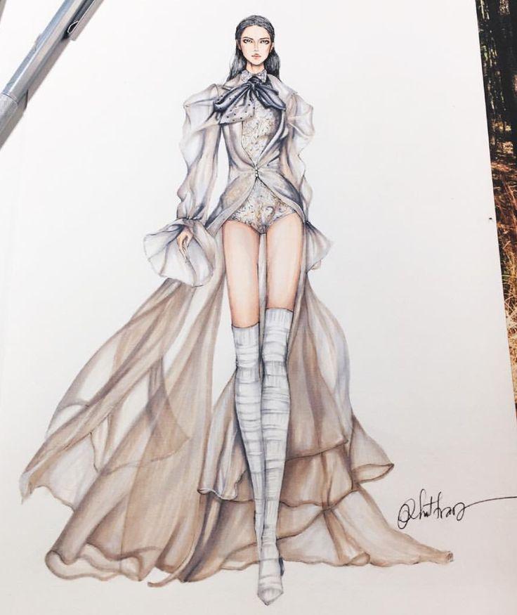 Image result for fashion sketches fashion illustration - Kleider zeichnen ...