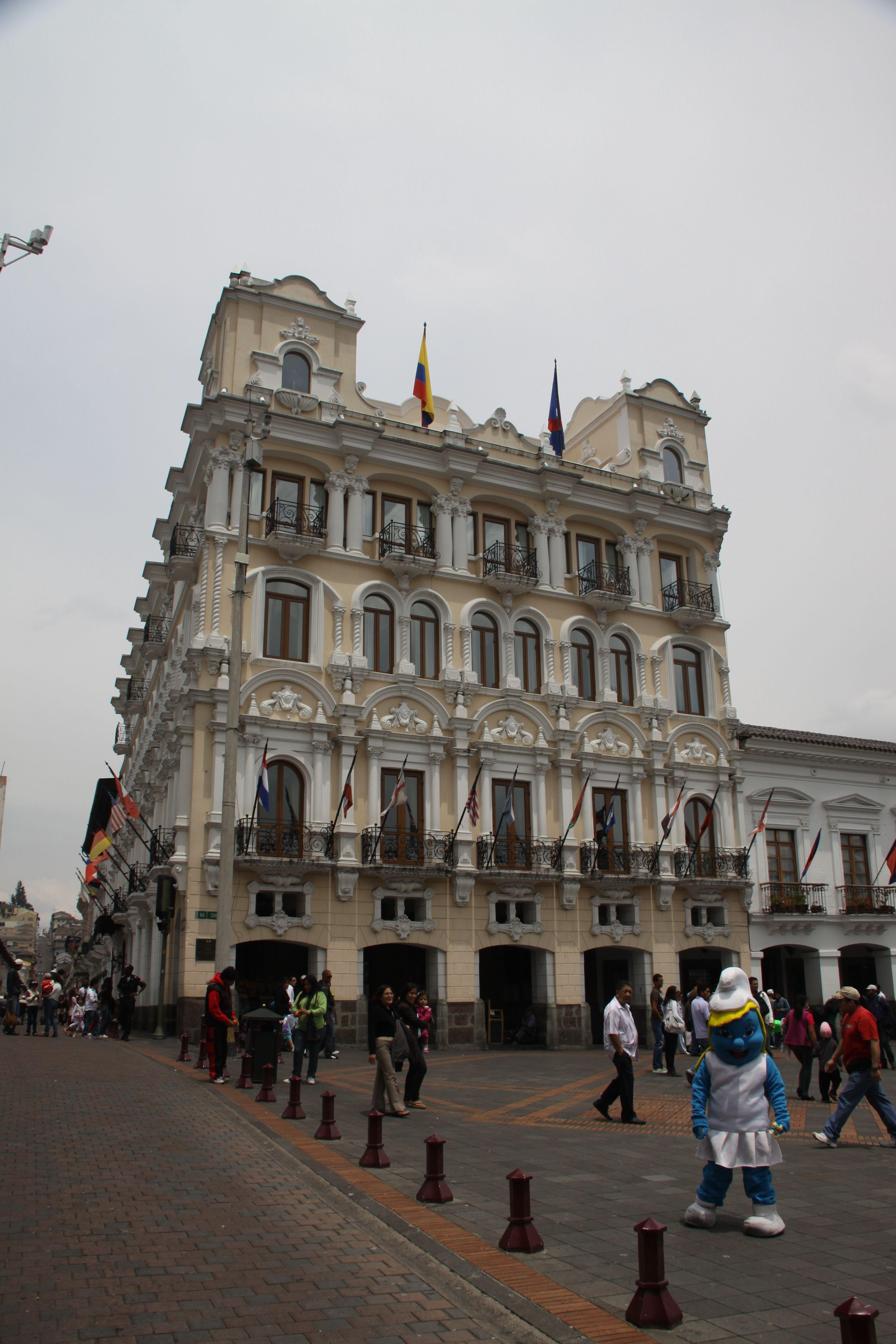 Majestic Hotel - Plaza Grande Quito