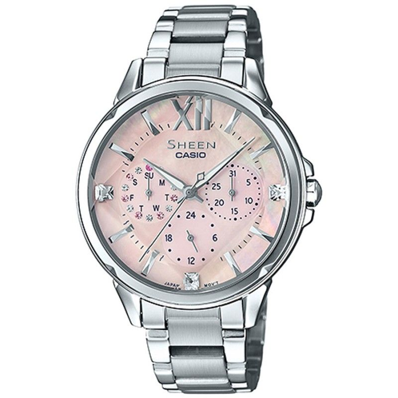 d1b347eadc0d Reloj Casio Sheen Mujer multifunción SHE-3056D-4AUER