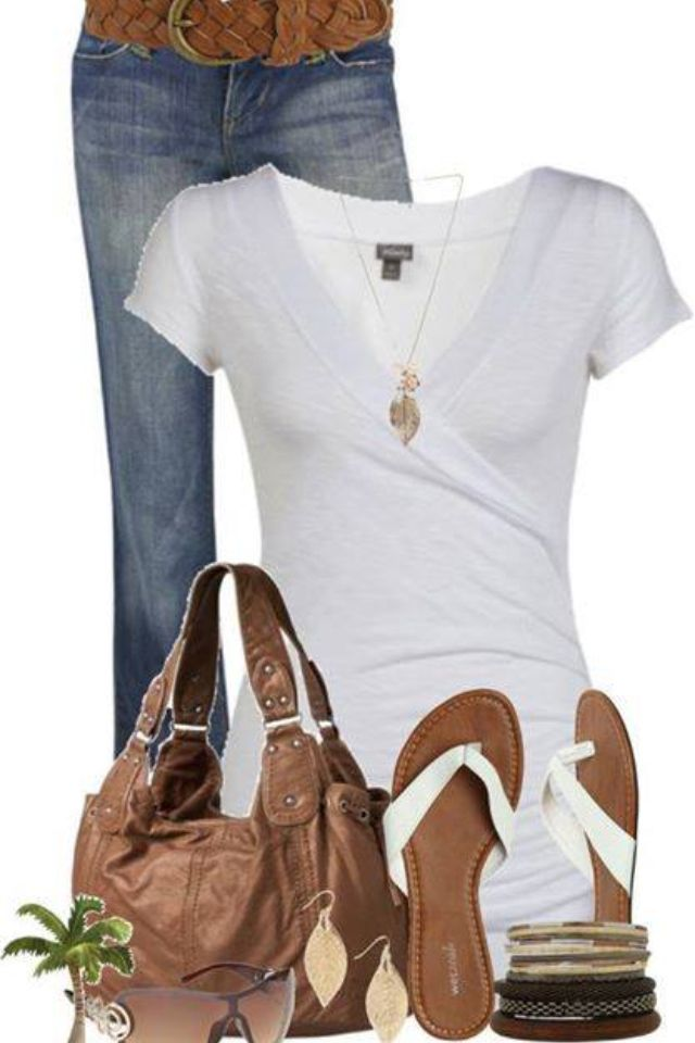 Outfit #28 Neutral Spring/Summer