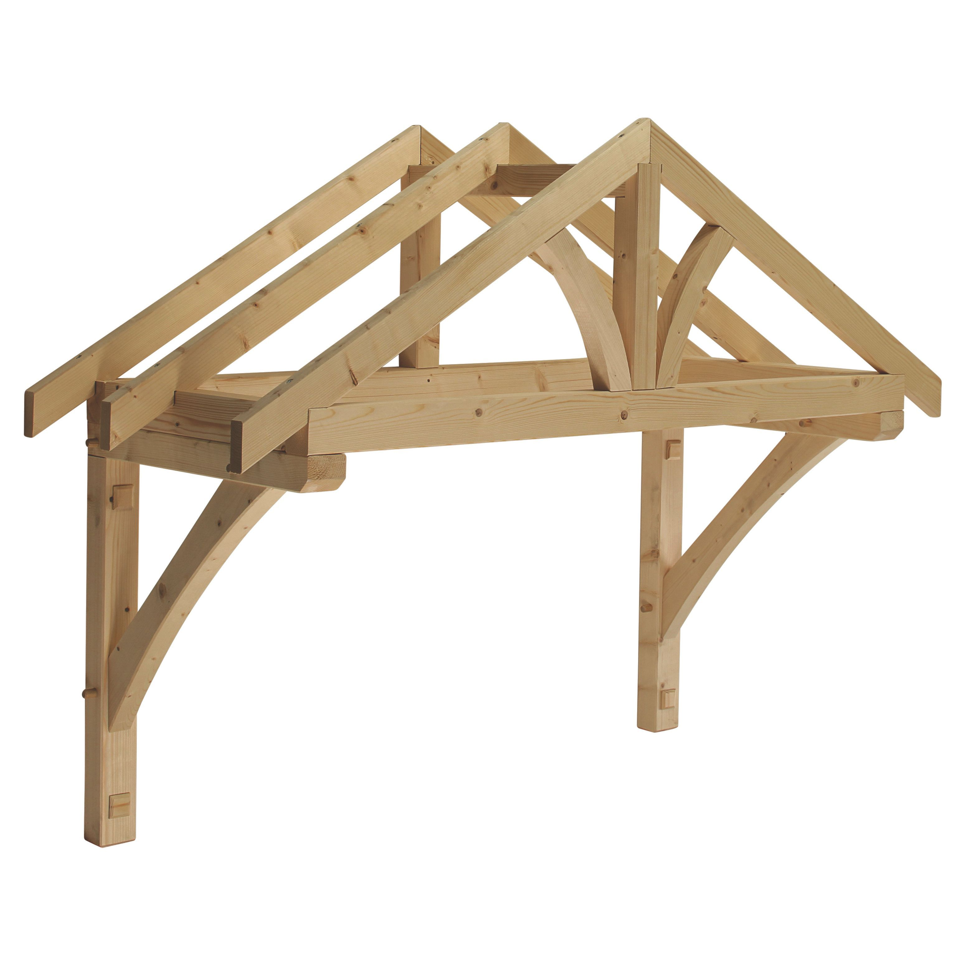 Apex Porch Canopy (H)1190mm (W)1559mm