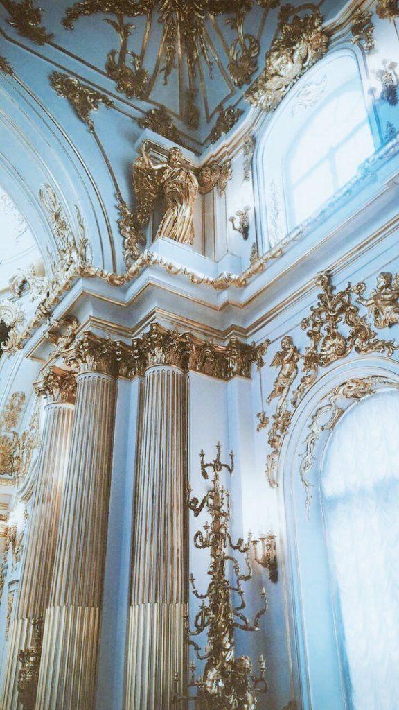 Photo of baroque architecture