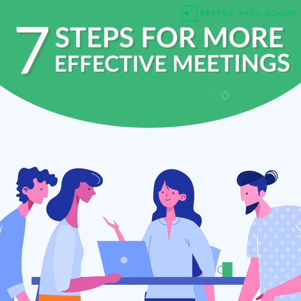 7 Tips For More Effective Sales Meetings | Having an agenda is essential in ensuring a sales meeting is efficient and productive. Learn from the seven tips in this post to help you have successful meetings every time. #Sales #Meetings