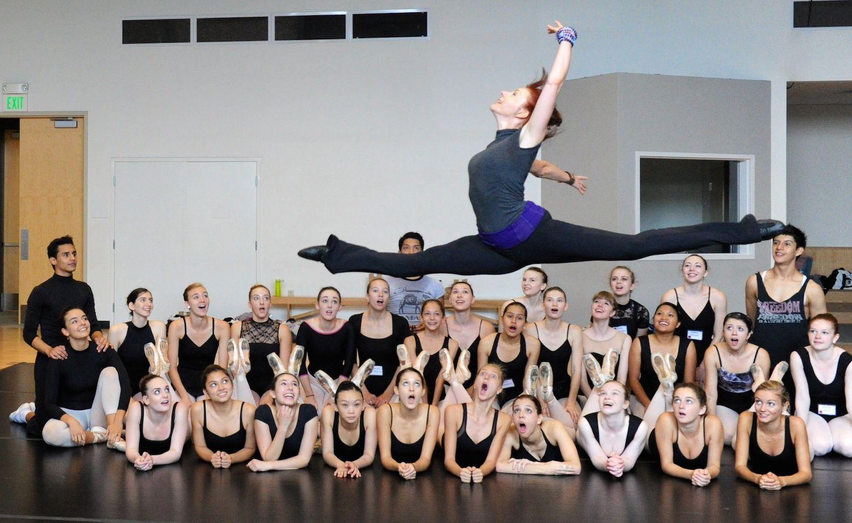 Four dancers win Joffrey Ballet School summer scholarships