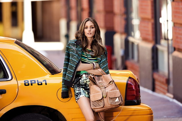 The Olivia Palermo Lookbook : Olivia Palermo for VITAMINA Spring Summer 2013/14