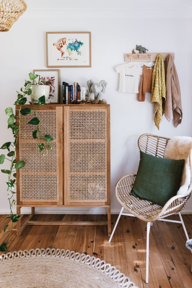Un appartement au naturel  – Style