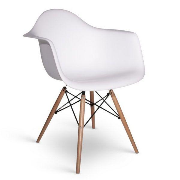 Stuhl Eames DAW Style ICONMÖBEL Designermöbel und - designer drehstuhl plusch