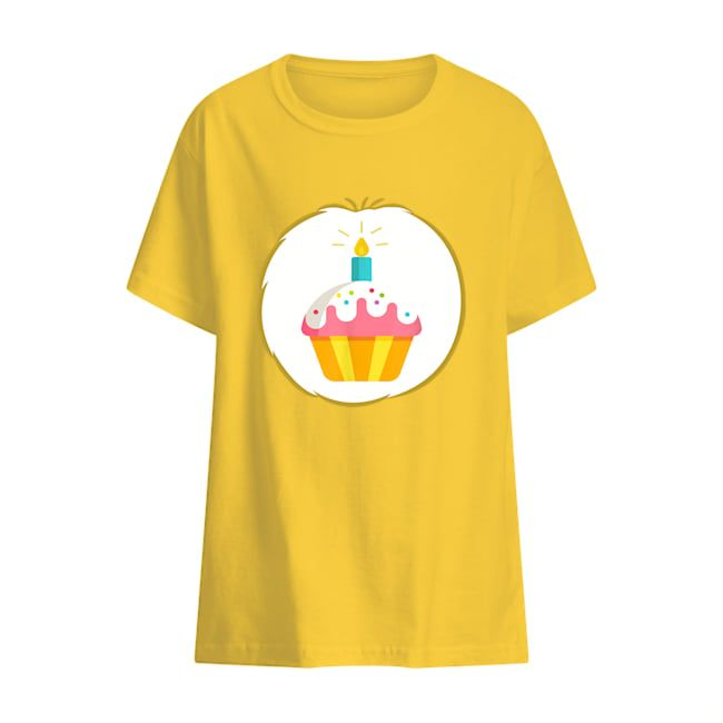 Birthday Care Bear Costume Halloween T-Shirt