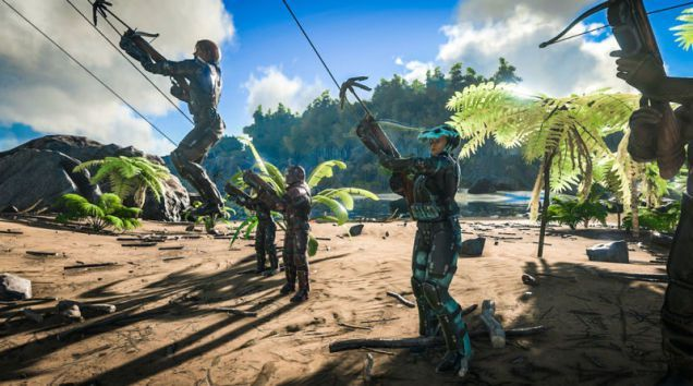 ARK Survival Evolved - Patches v2732 bis v27364 bringen unter - copy ark argentavis blueprint