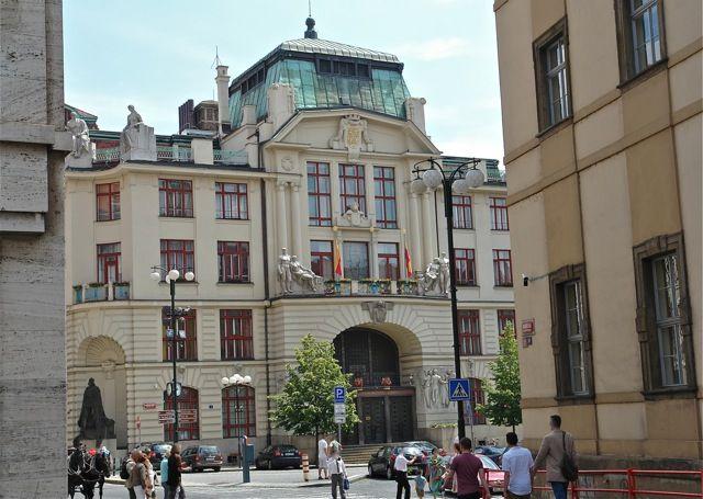 Prague historical center. Photo:T.Graffe